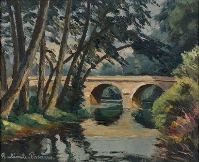 Paul Émile PISSARRO (1884-1972)
