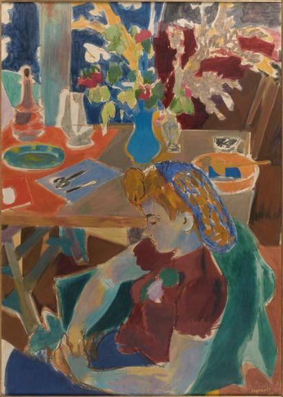 Raymond LEGUEULT (1898-1971)