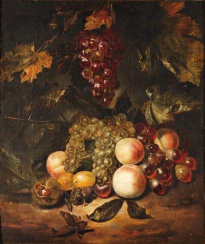 Attribué à Jan MORTEL (vers 1650-1719)