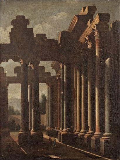 Attribué à Leonardo COCCORANTE (XVIIIe siècle)