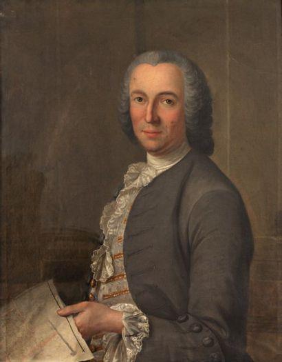 École française du XVIIIe siècle, suiveur de Jacques André AVED