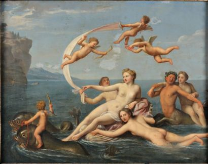 Attribué à Nicolas COLOMBEL (1644-1717)