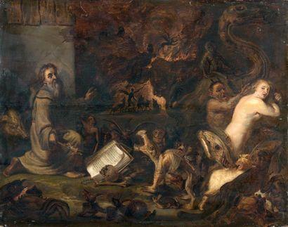 Cornelis SAFTLEVEN (1607-1681)