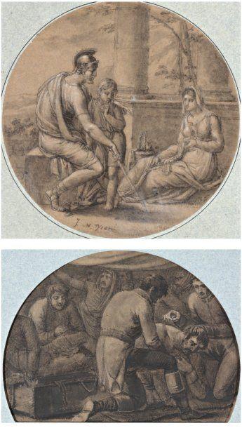 Joseph Marie VIEN (1716-1809)