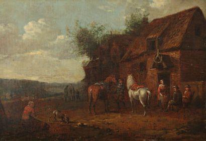 Attribué à Barend GAEL (vers 1658-1681)