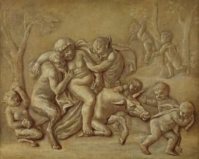 École flamande de la fin du XVIIIe, entourage de Jacob de WITT