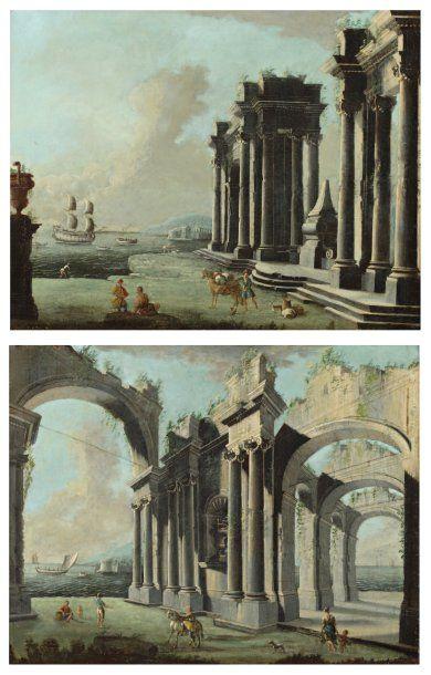 Attribué à Gennaro GRECCO dit MASCACOTTA (1663-1714)