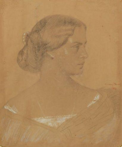 Eugène Amaury DUVAL (1808-1885)