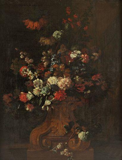 Attribué à Pieter CASTELS III (1684-1749)