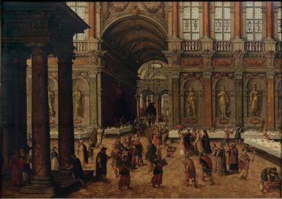 Paul VREDEMAN DE VRIES (1567 - vers 1630)