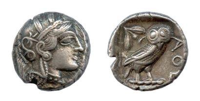 ATTIQUE - ATHÈNES époque de Marathon (449-413)...
