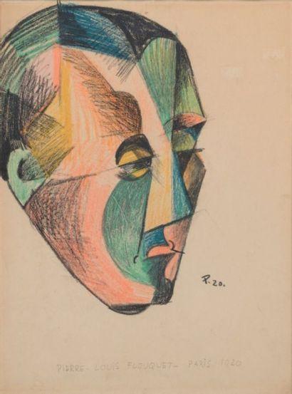 Pierre louis Flouquet (1900-1967)