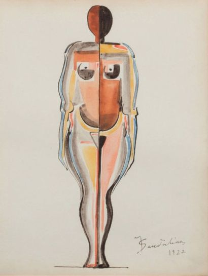 Joan SANDALINAS (1903-1991)