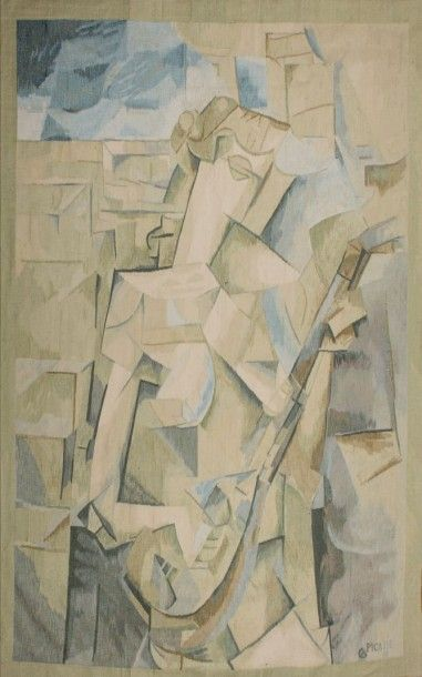 Atelier de Jacqueline de La Baume-Dürrbach, d'après Pablo Picasso