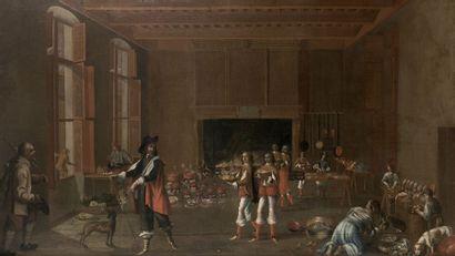 Attribué à Wolfgang HEIMBACH (c. 1605/13-1678)