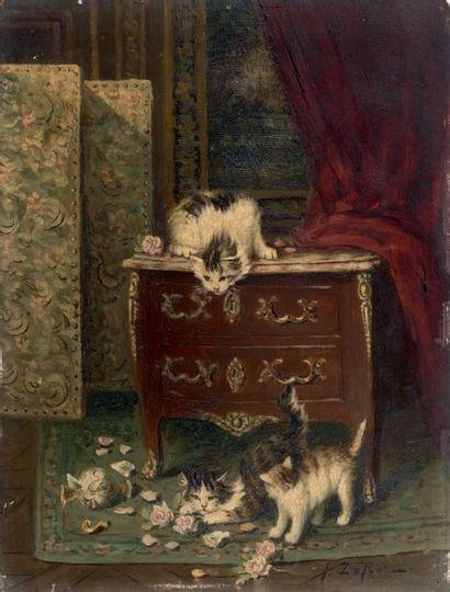 Jules LE ROY (1856-1921)