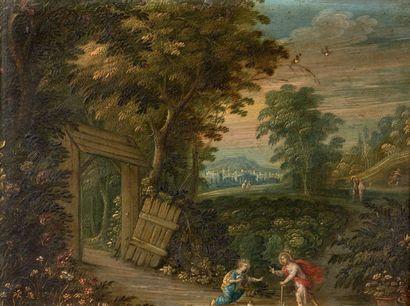 Attribué à GEEX de LA VALLÉE (1605 -1667)