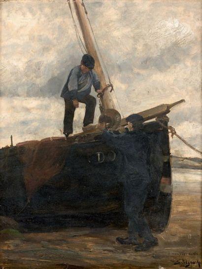 Gustave NEYMARK (né en 1850)