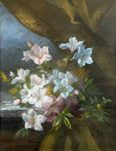 Gabrielle MILLIOUD MELAY (1875-1931)