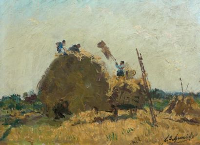 Louis-Edouard GARRIDO (1893-1982)