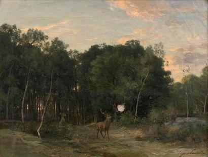 Eugène LAVIEILLE (1820-1889)