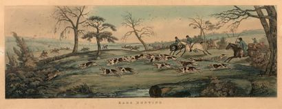 D'après Henry ALKEN (1785-1851)