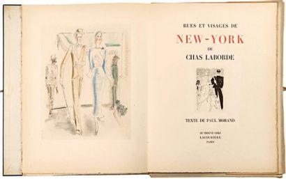 CHAS-LABORDE (pseud. de Charles Laborde) et MORAND (P.)