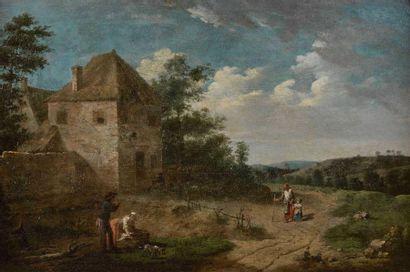 Martin DROLLING (Oberhergheim, 1752 - Paris,...