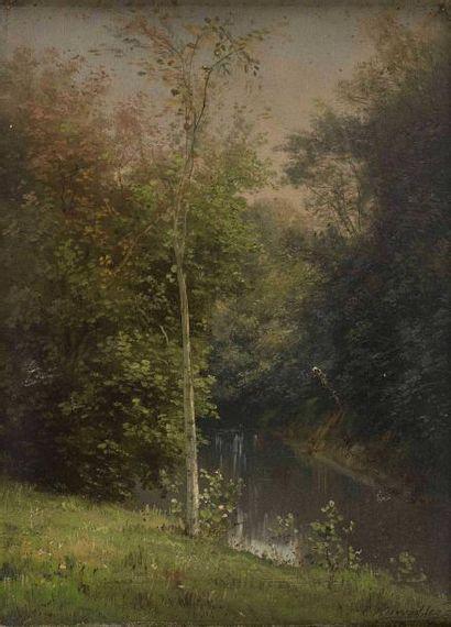 Charles Euphrasie KUWASSEG (1838-1904) :...