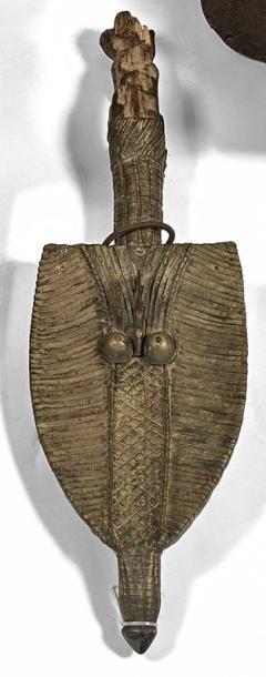 Copie d'un reliquaire Mahongue (Cameroun)....