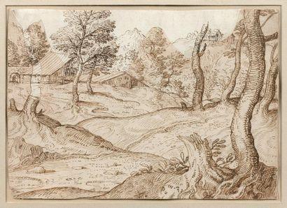 École vénitienne du début du XVIIe siècle...