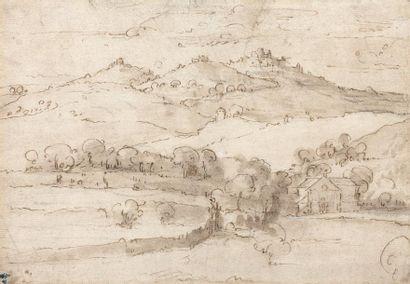 Attribué à Agostino BUONAMICO dit TASSI (Pérouze,...