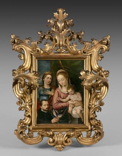 École italienne vers 1620, suiveur de SAMMACCHINI...