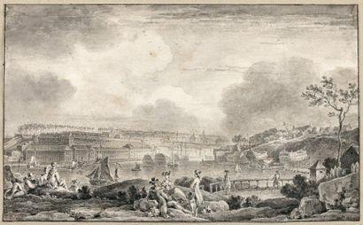 Nicolas-Marie OZANNE (Brest, 1728 – Paris,...