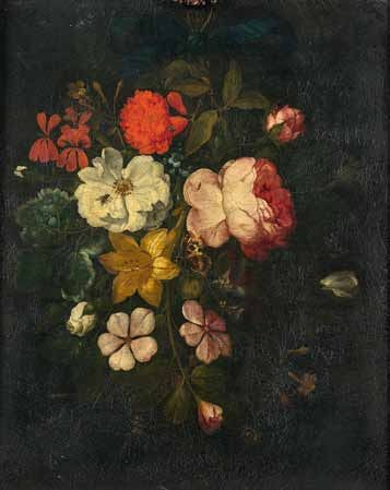 Johann Nepomuk MARYHOFER (1764-1832)  Bouquet...