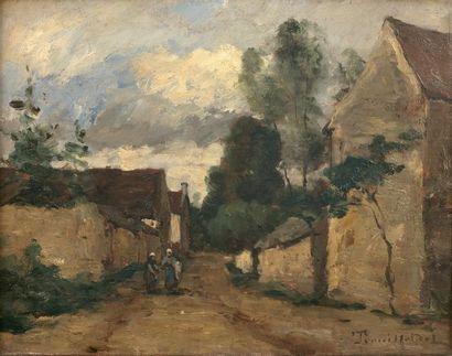 Paul Désiré TROUILLEBERT (1829-1900)  Deux...