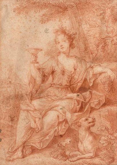 Attribué à Robert BONNARD (1652-1733)  Portrait...