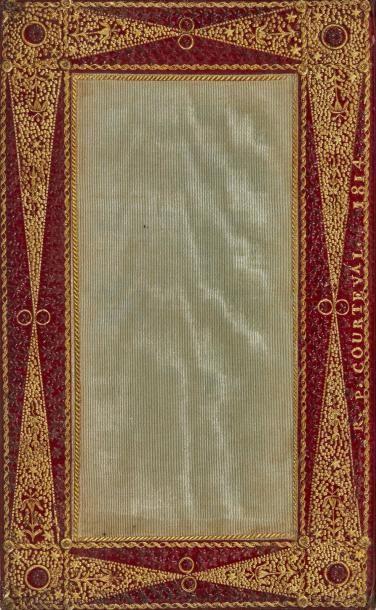 HORACE. Opera. Parisiis, E Typographia Regia,...