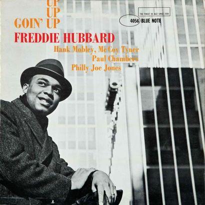 HUBBARD Freddie. Goin up. Blue Note 4056...