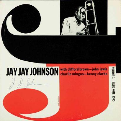 JOHNSON Jay Jay. The eminent Jay Jay Johnson....