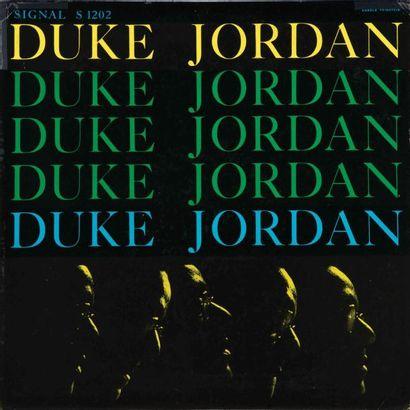 JORDAN Duke. Duke Jordan Quintet. Signal...