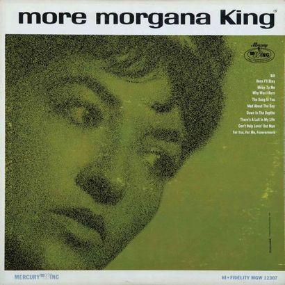 KING Morgana. Lot de 17 vinyles dont le Reprise...