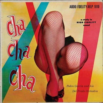 LATIN JAZZ. Lot de 14 vinyles dont le Candido...