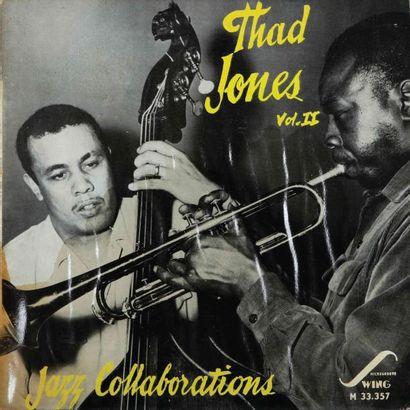 25 CM JAZZ. Lot de 52 vinyles environ. rééditions et éditions rares anciennes. 33T...