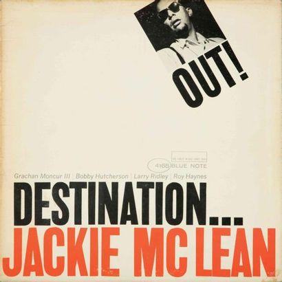 Mc LEAN Jackie. Lot de 2 vinyles : Jackie's...