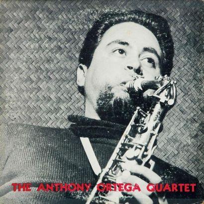 ORTEGA Anthony. The Anthony Ortega Quartet....