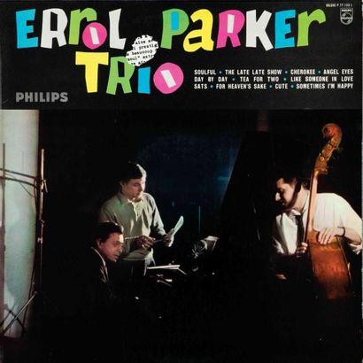 PARKER Errol. Lot de 2 vinyles : Pretext,...