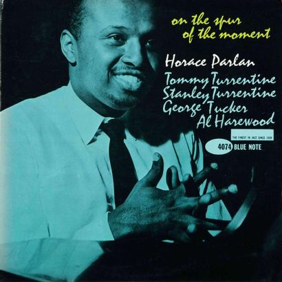 PARLAN Horace. On the spur of the moment....