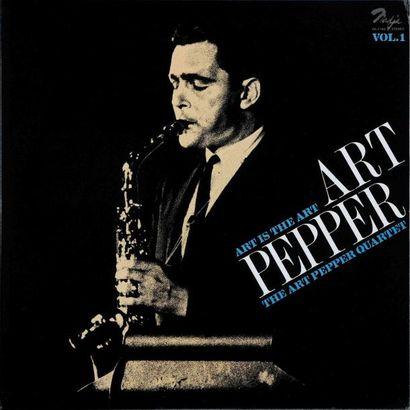PEPPER Art. Lot de 16 vinyles dont le Contemporary...