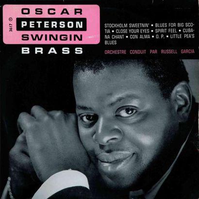 PETERSON Oscar. Lot de 23 vinyles dont le...